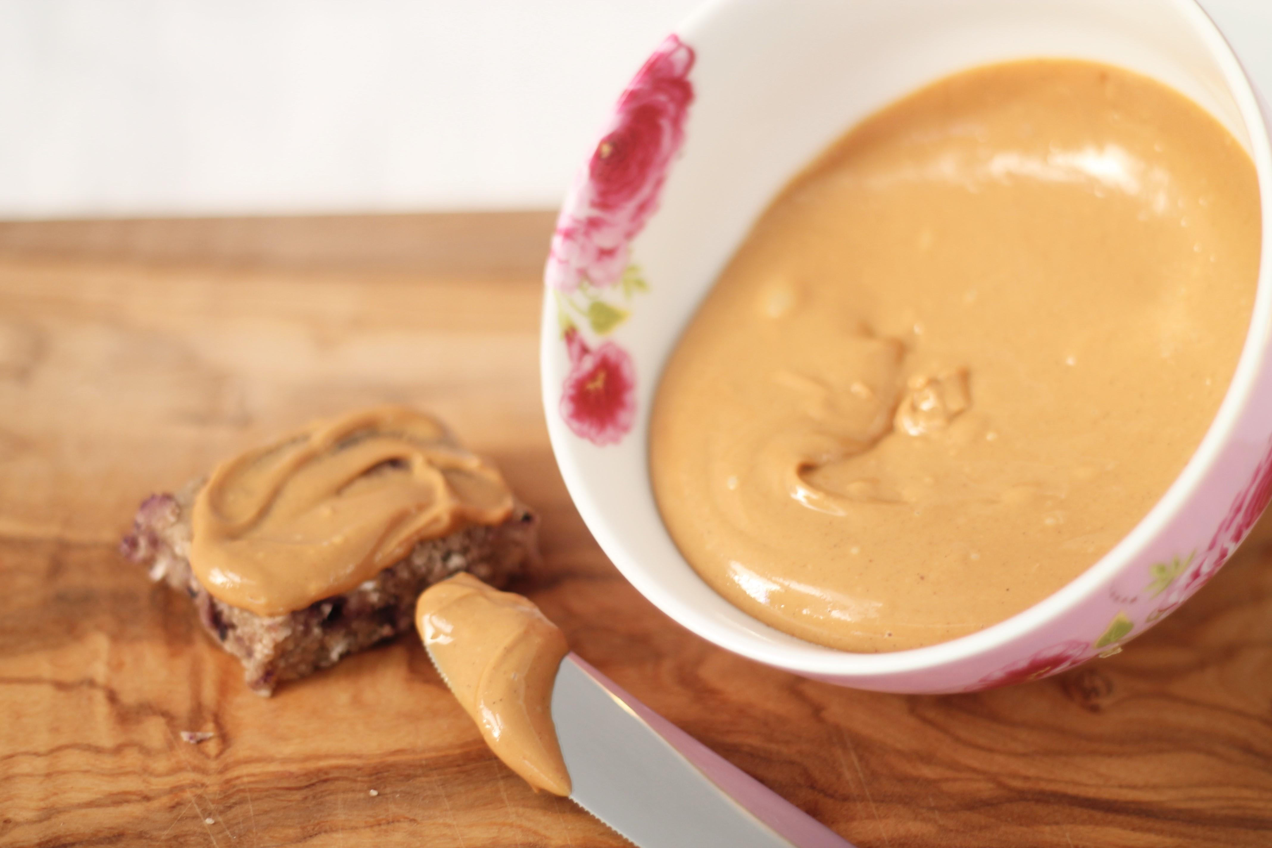 Vanilla cashew butter 1